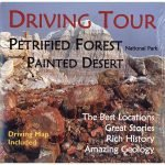 South to North Audio Tour of Petrified Forest National Park and the Painted Desert