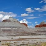 Petrified Forest Tee Pees | Photo courtesy of Wikipedia, Creative Commons License
