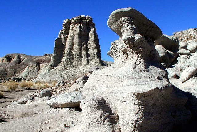 Devil's Playground | Photo courtesy of Petrified Forest National Park