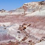 Petrified Forest Backcountry | Photo courtesy of Petrified Forest National Park
