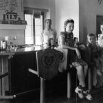 Soda Fountain in the Painted Desert Inn, circa 1950 | Photo courtesy of Petrified Forest National Park