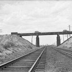 Overpass for Santa Fe Railroad - 1930s