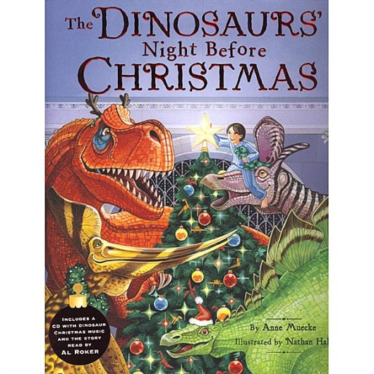 The Dinosaurs' Night Before Christmas