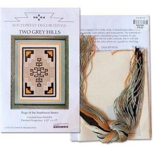 Two Grey Hills Kit