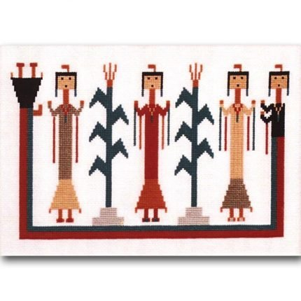 Yei II: Rugs of the Southwest Series