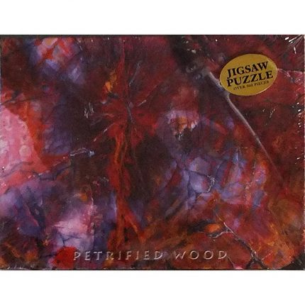 Petrified Wood Jigsaw Puzzle