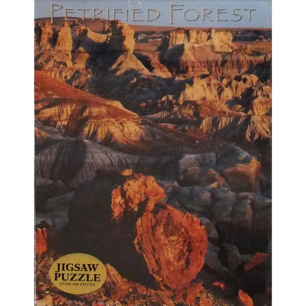 Petrified Forest Jigsaw Puzzle