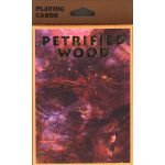 Petrified Wood Playing Cards