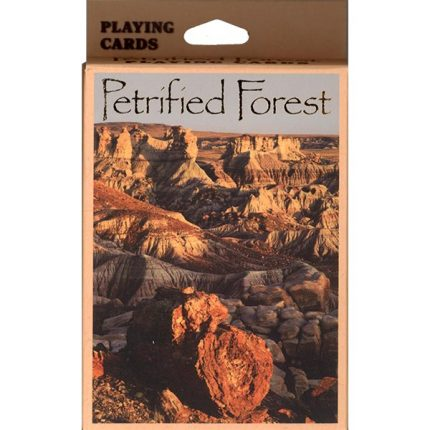 Petrified Forest Playing Cards