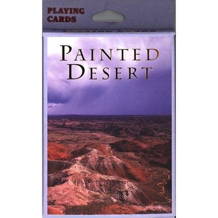 Painted Desert Playing Cards