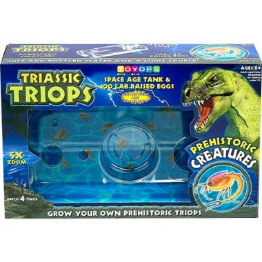 Triassic Triops Space Age Tank