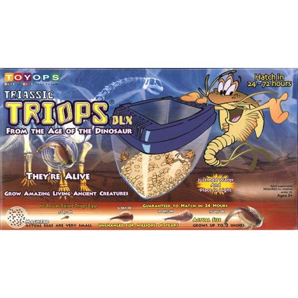 Triops Triassic DLX