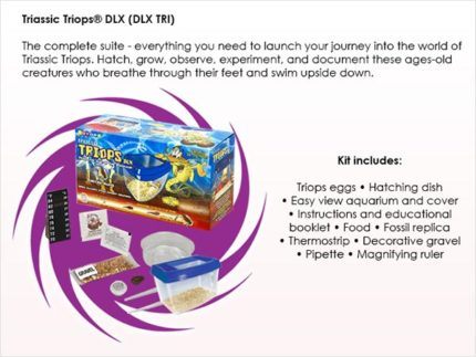 Triops Triassic DLX Contents