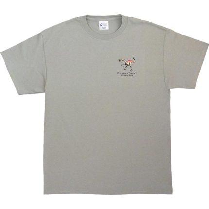 Coelophysis T-Shirt in Sage