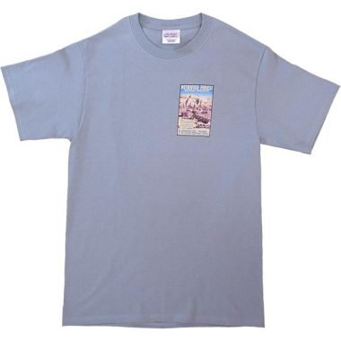 WPA-Design T-Shirt in Sky Blue