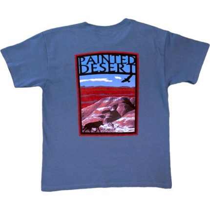 Painted Desert Youth T-Shirt Back View