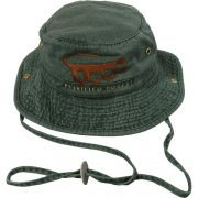 Cotton Hiker Hat in Forest Green