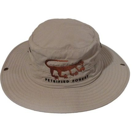 Wide Brim Wicking Hiker's Hat In Tan