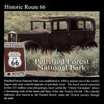 Historic Route 66: Commemorative Sticker