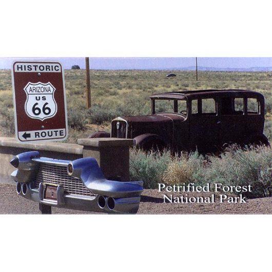 Historic Route 66 Magnet