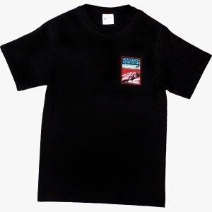 Painted Desert T-Shirt in Black