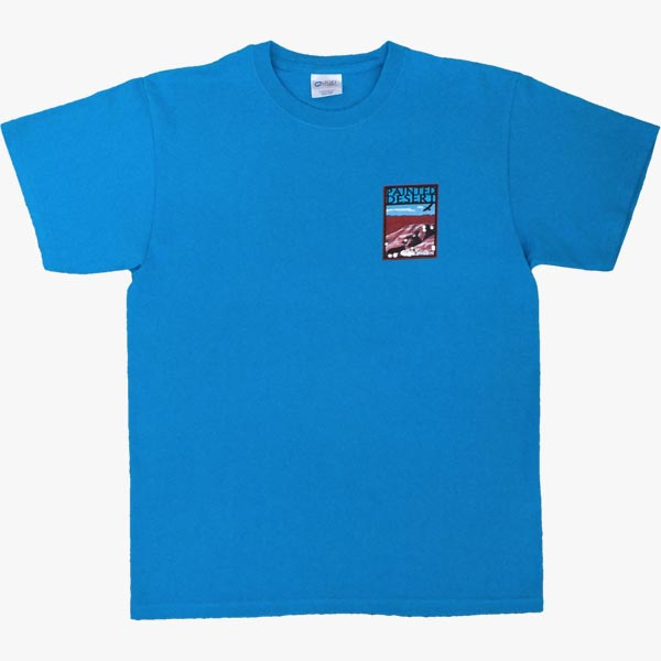 Painted Desert T-Shirt (Blue)