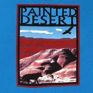 Painted Desert T-Shirt - (Close Up Logo)