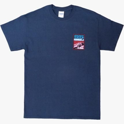 Painted Desert T-Shirt in Midnight Blue
