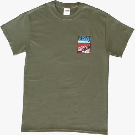 Painted Desert T-Shirt in Olive