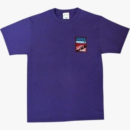 Painted Desert T-Shirt in Purple
