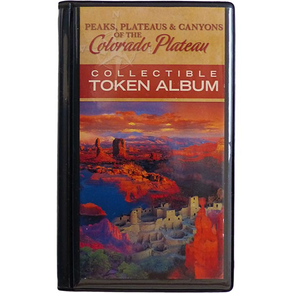 Peaks, Plateaus & Canyons of the Colorado Plateau Token Album