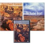 Petrified Forest Book and Video Pack