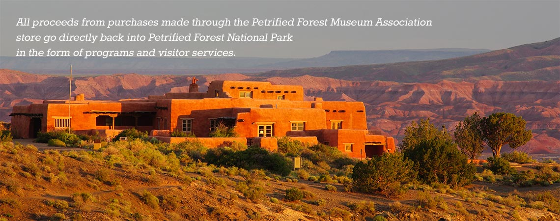 The historic Painted Desert Inn   NPS Photo