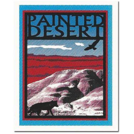 Painted Desert - Small Sticker