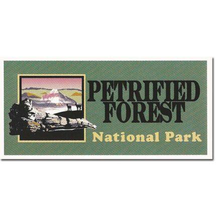 Petrified Forest Bumper Sticker