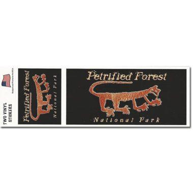 Mountain Lion Bumper Sticker Set
