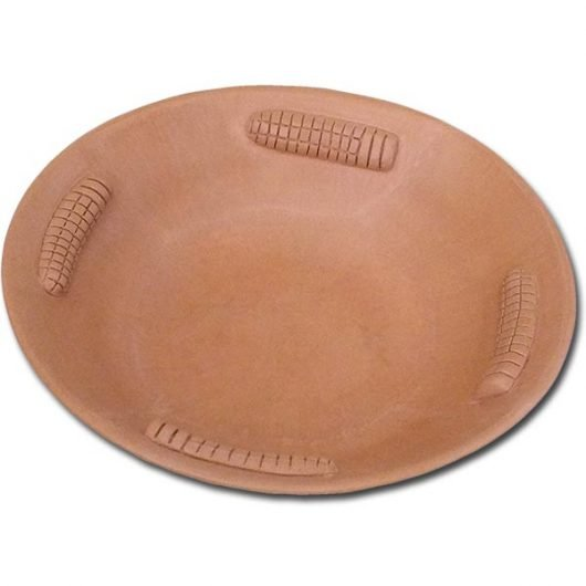 Handcrafted Hopi Corn Bowl