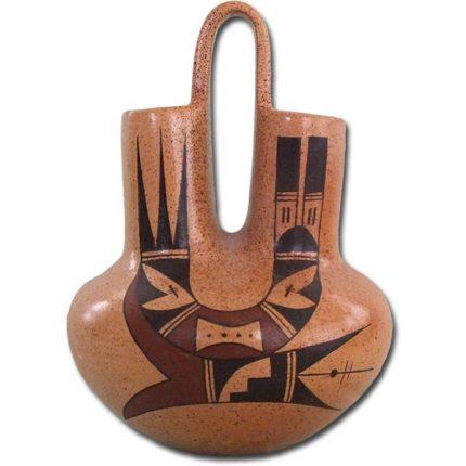 Hopi Wedding Vase - Style A