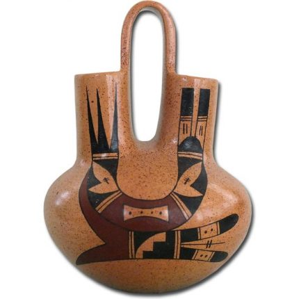 Hopi Wedding Vase - Style B