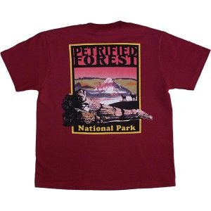 Petrified Forest Youth T-Shirt - Back View