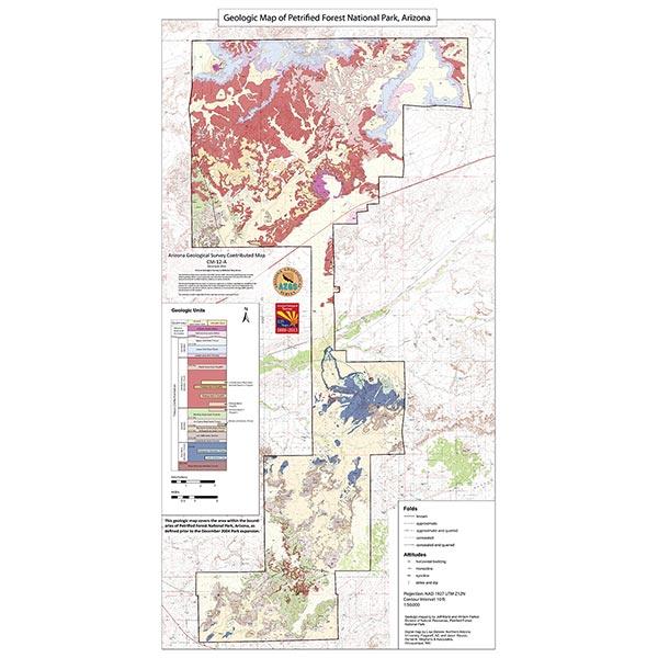 Geologic Map (Full View)