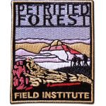 Petrified Forest Field Institute Patch