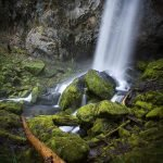 Grotto Waterfall Oregon (c) Benjamin Schedler