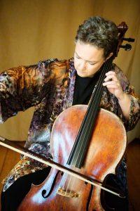Musician - Solo Cellist, Rhonda Rider