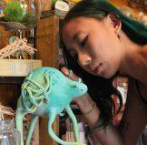 Artist-in-Resident: Sculptor Shing Yin Khor