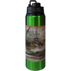 Dawn of the Dinosaurs Water Bottle