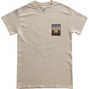 Field Institute T-Shirt - Cream (Front)