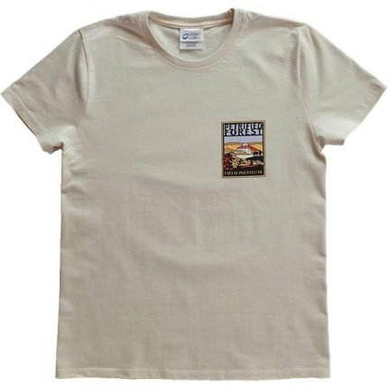Ladies Field Institute T-Shirt - Cream (Front)