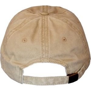 Petrified Forest Field Institute Cap - Back View with Buckle