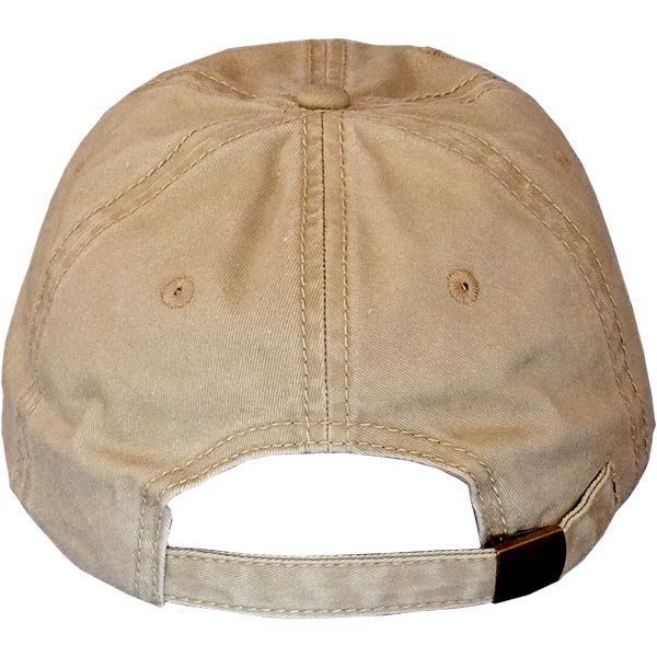 bf2cab98adb818 Petrified Forest Field Institute Cap - Back View with Buckle